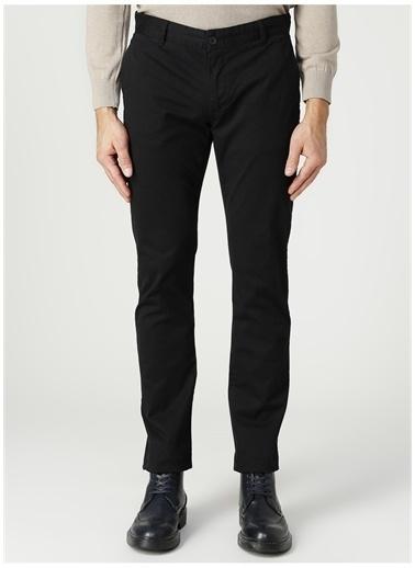Limon Company Niko Pamuklu Cepli Boru Paça Erkek Pantolon Siyah